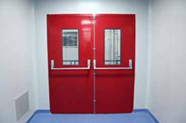 Clean Room Metal Doors